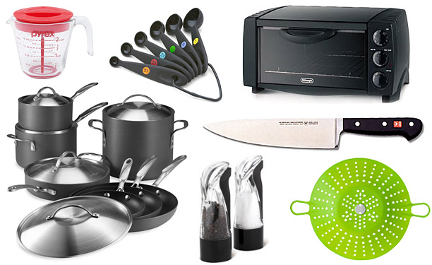 Kitchen equipment and their uses - Cocina Y Gastronom 237 A Accesorios Que No Deben Faltar En Tu Primer