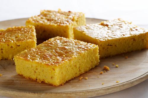 pastel maiz